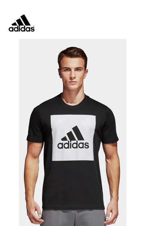 Adidas férfi póló Ess Big logo Tee