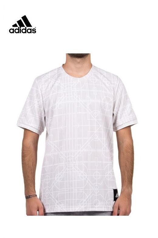 Adidas férfi póló graphic tee DNA