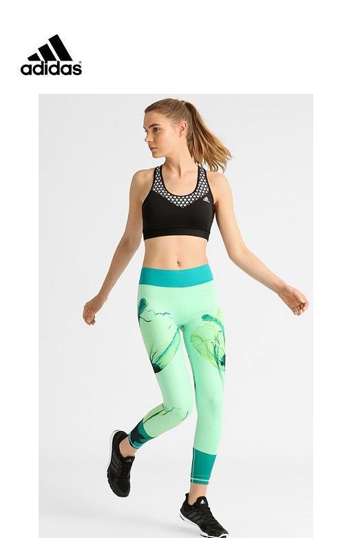 Adidas női futónadrág, leggings Ozeania