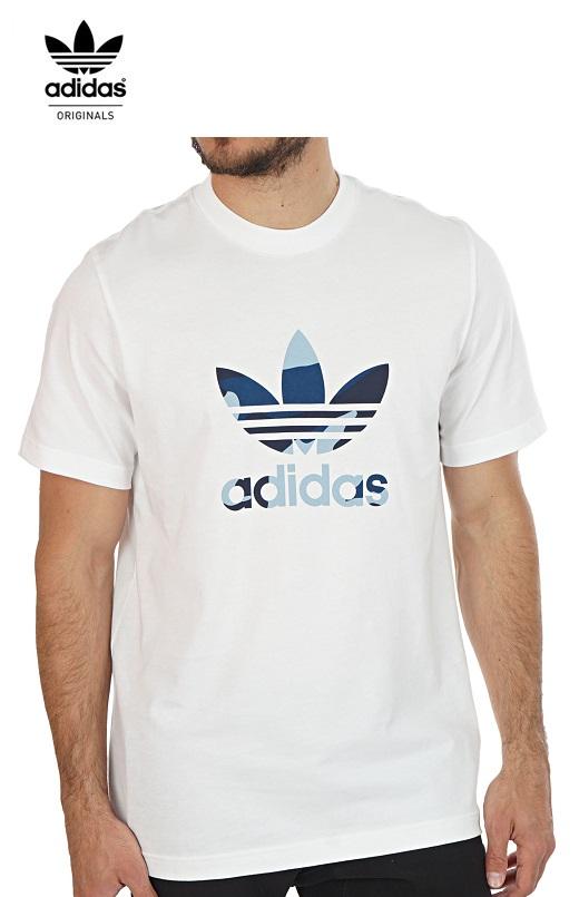 Adidas Originals férfi póló Camo Infill