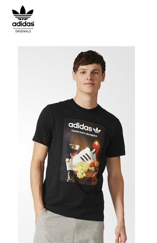Adidas originals férfi póló Still life