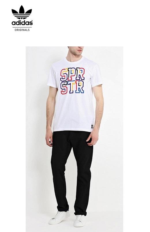Adidas originals férfi póló Superstar City series