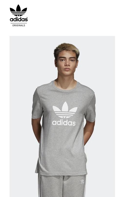 Adidas Originals férfi póló Trefoil