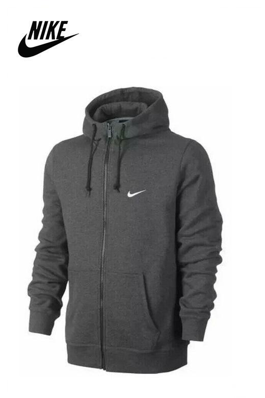 Nike férfi pulóver Club Swoosh