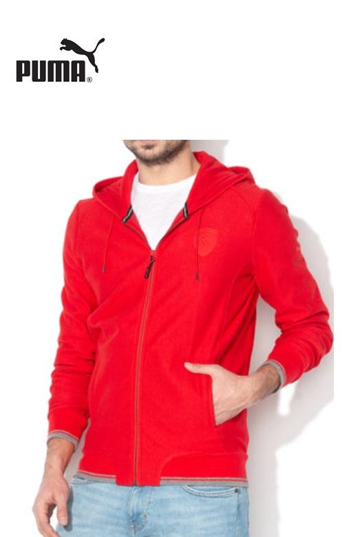 Puma Ferrari férfi kapucnis pulóver