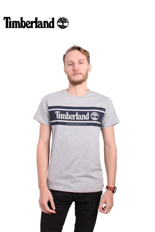 Timberland férfi póló szűrke